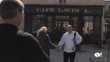 Étape 3 : La cuisine moléculaire de Thierry Marx @ Yahoo! Video