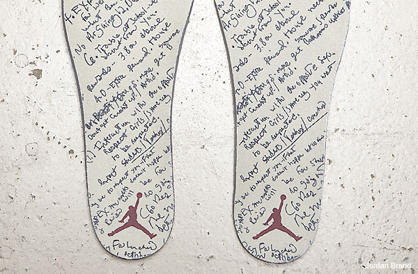 Derek Jeter's '3K' shoes contain sentimental surprise