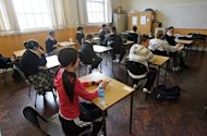 Families are reportedly spending on average 400 euro per child for returning to school
