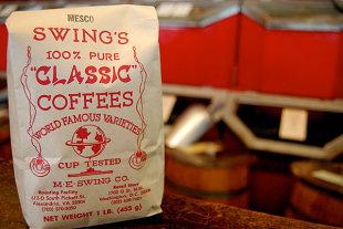 M.E. Swing's Coffee House