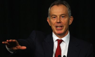 Blair: 'Riots Not Caused By Broken Society'