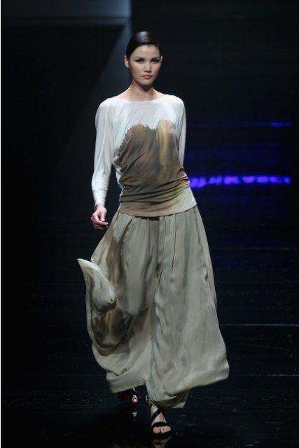 China Fashion Week S/S 2012 - Day 6