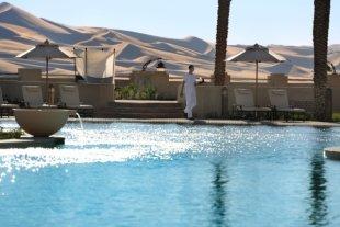 Qasr Al Sarab, UAE (Courtesy of Anantara Hotels, Resorts & Spas)