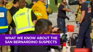 What we know about the San Bernardino suspects