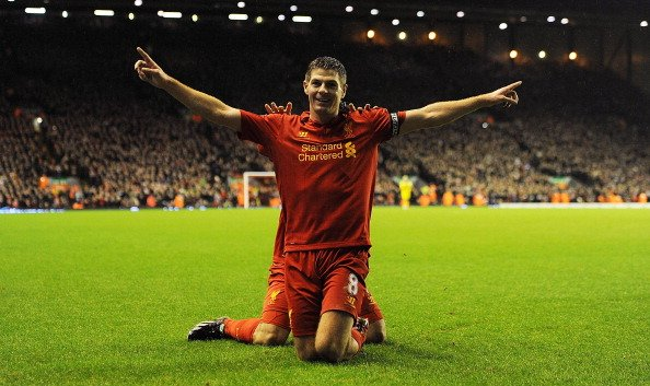 Steven Gerrard (Getty Images/John Powell)