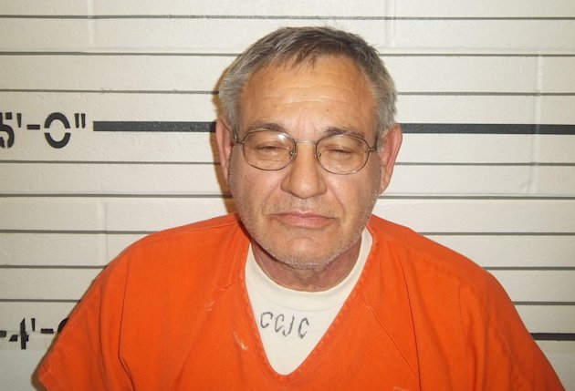 This booking photo provided by the Oklahoma State Bureau of Investigation shows Grover Prewitt. Prewitt has been arrested and charged in connection with the deaths of two Oklahoma City women and a girl whose skeletonized remains were found last month after disappearing nearly 21 years ago. (AP Photo/Oklahoma State Bureau of Investigation)