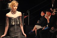 Chinese labels steal show at Shanghai Fashion Week