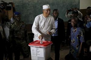 Lionel Zinsou, Benin's Prime Minister and presidential…