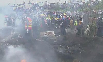 Dozens Killed In Kenyan Pipeline Explosion