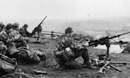 No Falklands Compromise As PM Hails Heroes