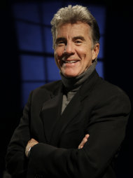 "FILE- This March 12, 2009 file photo shows John Walsh, host of the television show ""America's Most Wanted,"" in New York. This week marks the final weekly airing of ""America's Most Wanted"" on the Fox network after 23 years and 1153 fugitives nabbed. (AP Photo/Julie Jacobson, FILE)"