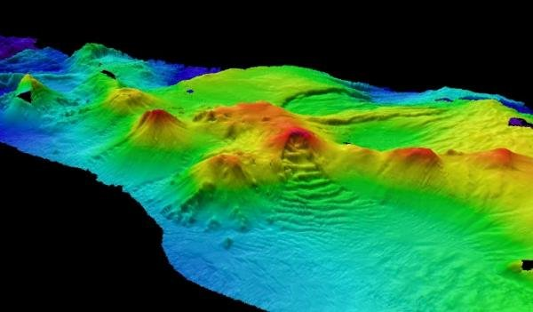 Undersea volcanoes might be more common than previously thought ...