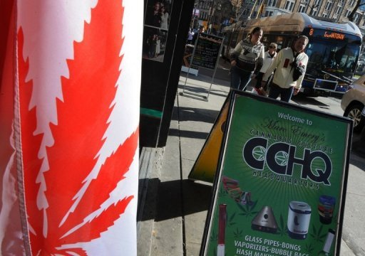Research has revealed a high prevalence of marijuana use in Canada