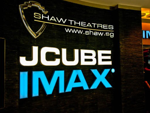 Sponsored Post: The IMAX Experience. Jamie Chan