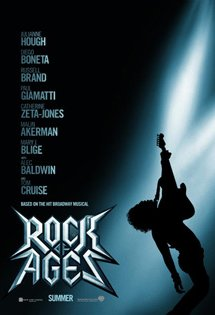 Poster of Rock of Ages