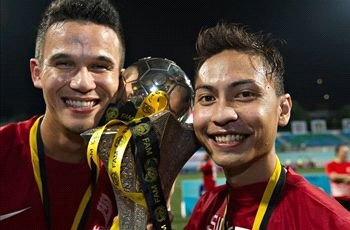 Shahril, Baihakki star as LionsXII embarrass Malaysian 'elites'