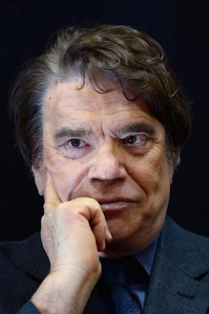 French businessman Bernard Tapie, owner of the French …