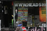 The number of high street stores selling psychoactive highs has fallen from 102 early last year to 11, experts say