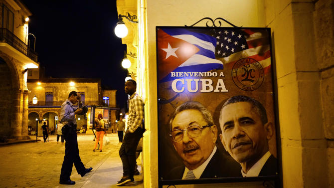 Steps Obama has taken to ease US restrictions on Cuba