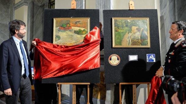 Stolen Masterpieces Worth $50M Found in Auto Worker's Home (ABC News)