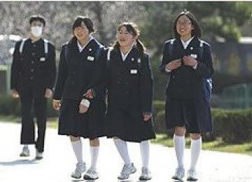 Siswa Siswi Jepang Paling Sopan di Dunia