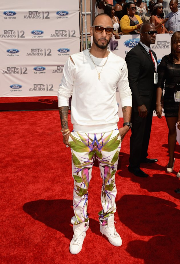 2012 BET Awards - Arrival …
