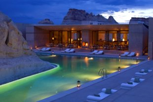 Amangiri, Utah (Courtesy of Aman Resorts)