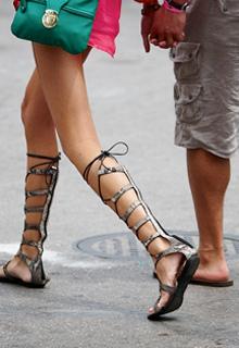 Wonen's Gladiator Sandals