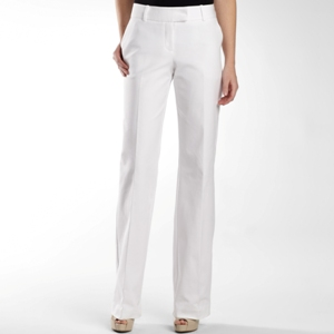 Worthington white stretch pants