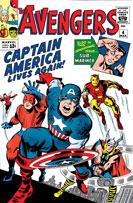 The Avengers - Courtesy of Marvel Comics