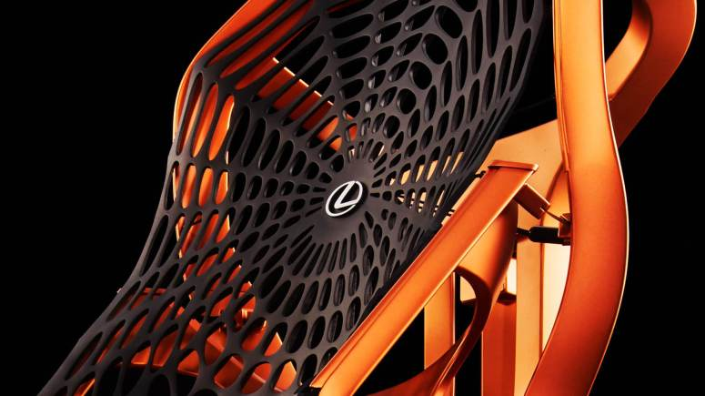 Lexus Kinetic Seat Concept | Lexus Europe