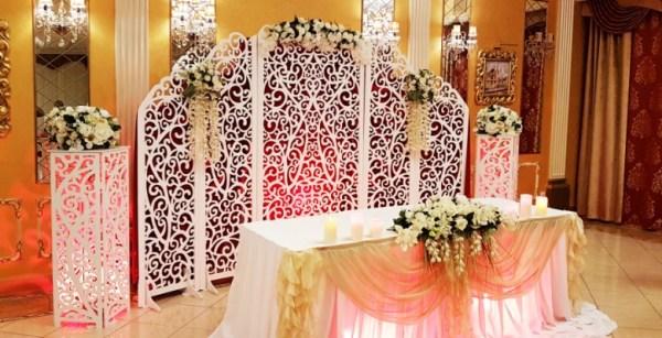 Ширма на свадьбу как свадебный задник своими руками Что