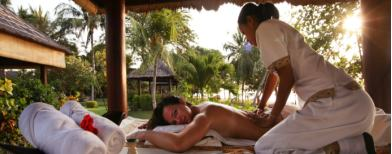 Spa di Bali, Ilustrasi : Thinkstock
