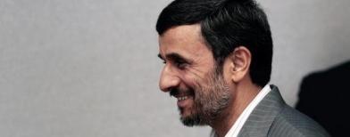 Ahmadinejad (Getty Images/Chris Hondros)