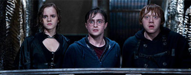 Warner Bros. Pictures' Harry Potter and the Deathly Hallows - Part 2 - 2011