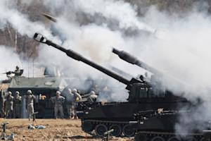 South Korean and US troops are to conduct an annual…