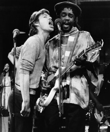 Peter Tosh And Mick Jagger - Walk And Don t Look Back