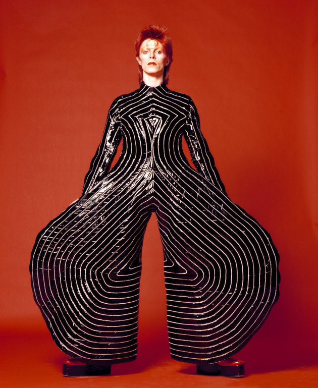 David Bowie - The Medium Is the Message