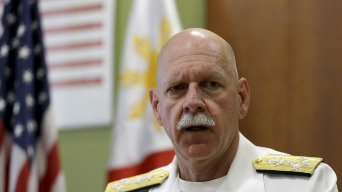 Admiral assures Asian allies US forces ready for contingency