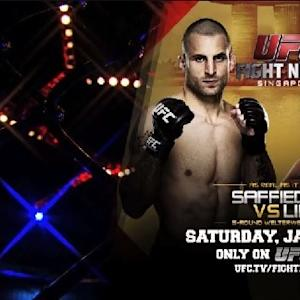 UFC Singapore on UFC Fight Pass