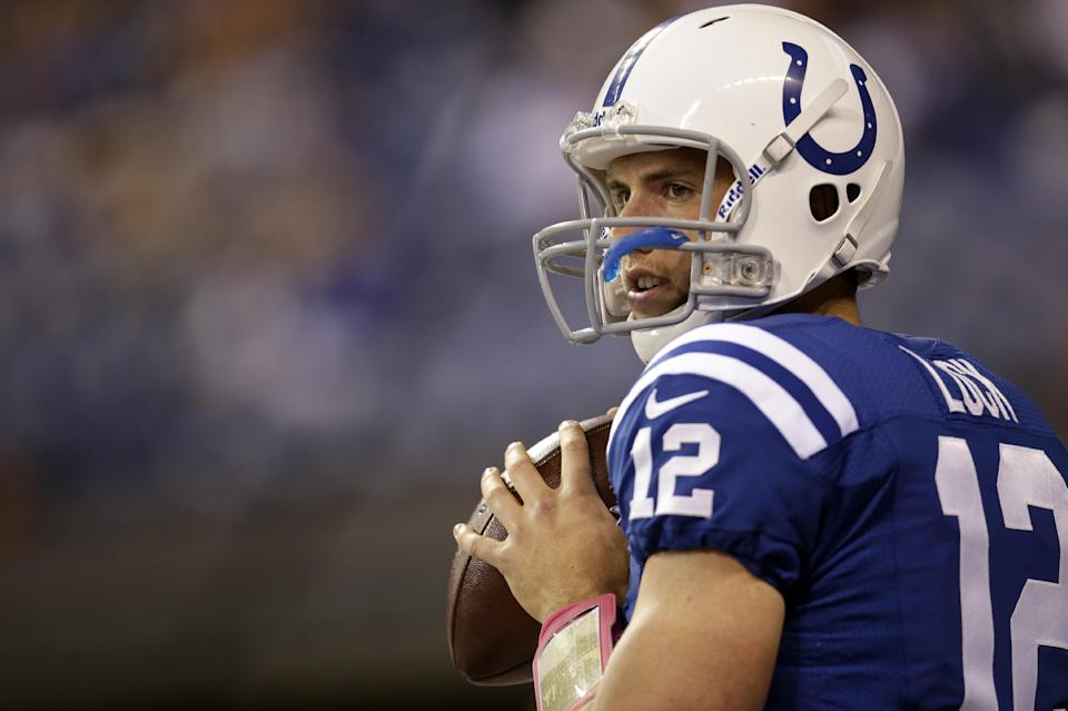 21f1bba3521 6.) Indianapolis Colts (4-1) (8) — Rich Eisen was on Dan Patrick Thursday  morning talking Top 10 NFL quarterbacks and didn't want to put Andrew Luck  in ...