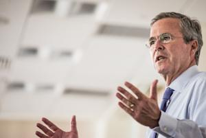 Jeb Bush Tours Pharmaceutical Company In South Car …