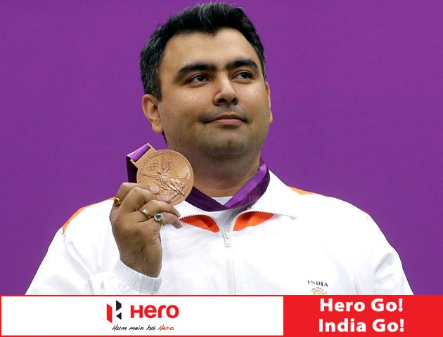 The man who won India's first medal at Olympics 2012