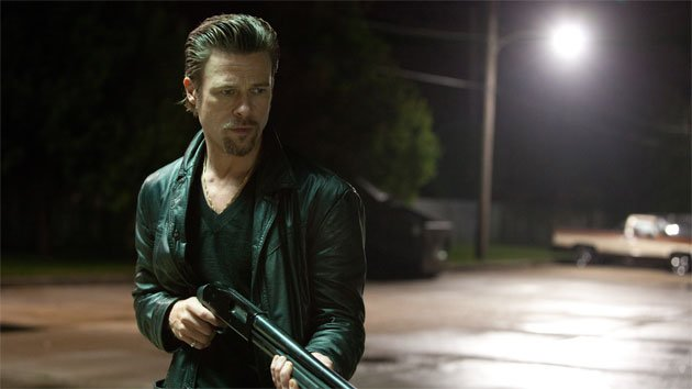 Brad Pitt in Killing Them Softly