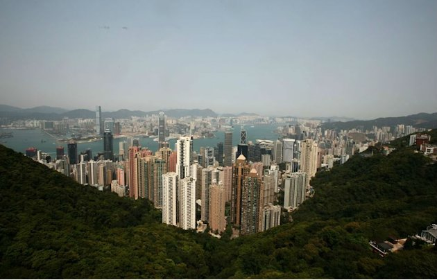 Hong Kong, located on the …
