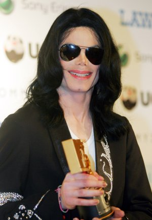 FILE - In this May 27, 2006 file photo, Michael Jackson…