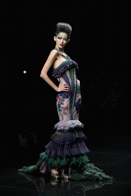 China Fashion Week S/S 2012 - Day 8