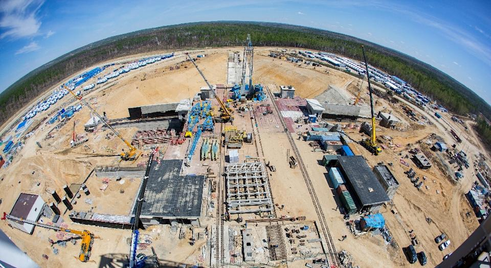The new Vostochny, cosmodrome is central to Russia's dream of reviving the glories of the Soviet-era space programme, now marred by more than two ...