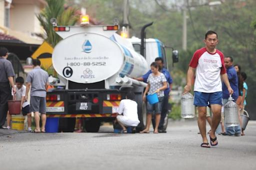 Water levels continue to drop at Selangor dams