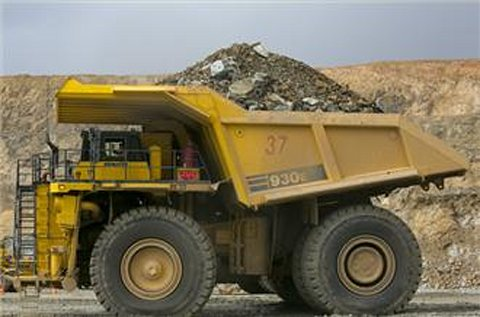 Giant Mongolia mine starts copper exports